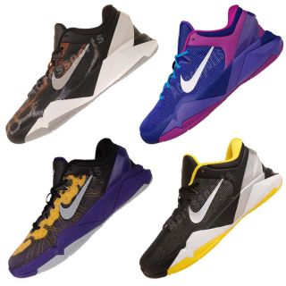 Nike Kobe VII 7 GS Youth Big Kids Boys Girls Womens Basketball Shoes