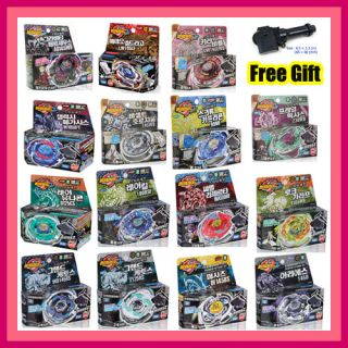 Beyblade Metal Fusion Fight Lot Free Gift Launcher Grip