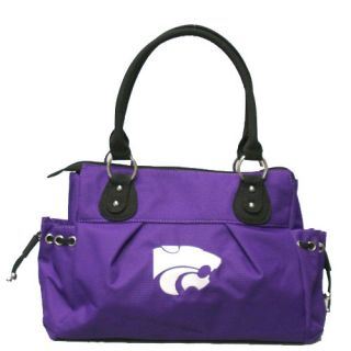 Kansas State University KSU Wildcats Ladies Purse Handbag