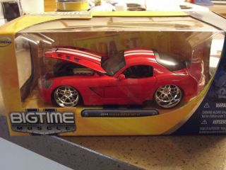 Jada Toys Big Time Muscle 2008 Dodge Viper SRT10