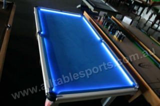 World First Safety DIY Billiard Pool Table LED Light