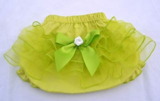 Diaper Covers Ruffle Pants Bloomers Baby Toddler Girls 0 24 M