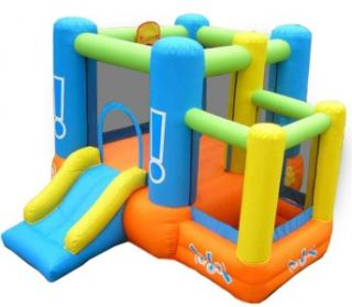 NEW LITTLE LITTLE STAR INFLATABLE BOUNCE HOUSE Bouncer Slide