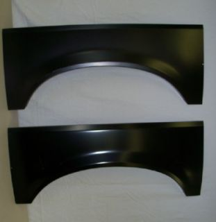 Ford F150 F250 Pickup Bronco Truck Bedside Panel Pair
