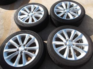 18 BUICK VERANO FACTORY OEM WHEELS TIRES RIMS CONTINENTAL 4111