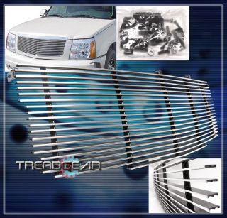 02 06 Cadillac Escalade ESV Ext Front Upper Billet Grille Grill Insert