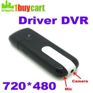 720 480 HD Mini U8 DV DVR USB U Disk Spy Flash Driver Camera 8W