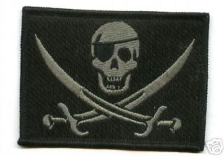 OEF OIF Calico Navy Seal Jack Jolly Rogers Velcro Patch