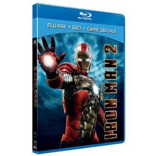 Iron Man 2 [Francia] [Blu ray] Robert Downey Jr., Gwyneth