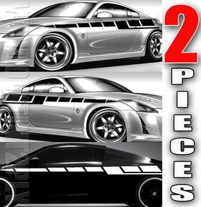 Pieces Body Graphics Stickers Decal Vinyl Car Truck 2P04