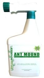 Dr Bens Cedar Oil All Natural Fire Ant Mount Killer Qt