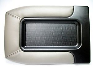 Center Console Compartment Hinge Lid Replacement Lite Grey GENUINE GM