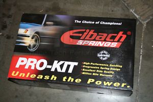 Eibach lowering Springs Pro Kit Chevy Cobalt 2007