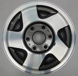 Chevy Suburban Tahoe Yukon 1500 Pickup 16 Charcoal Machined Wheel