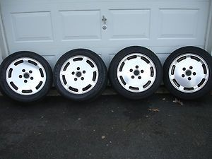 Porsche 928 Rims Wheels Excellent Condition with Tires