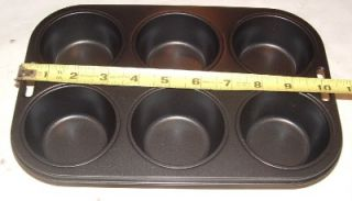 House Cup Cake Pan Stainless Steel Wood Frosting Knife 1247B
