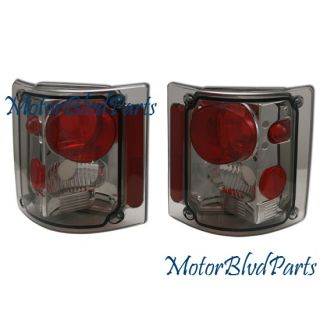 73 87 GMC Chevy C10 C15 CK Truck Tail Lights Rear Lamps