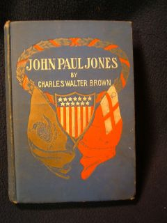 john paul jones charles walter brown chicago m a donohue co 1902