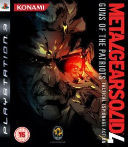 Metal Gear Solid 4 Cheap PS3 Game PAL VGC 4012927051146