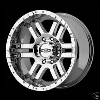 16 inch Chrome Rims 8 Lug Wheels Chevy GMC Dodge Truck