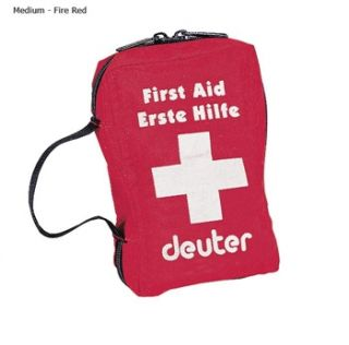 Deuter First Aid Kit   Filled 2012