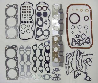 88 90 MONTERO 3.0L 12V 6G72 ENGINE FULL GASKET REPLACEMENT SET
