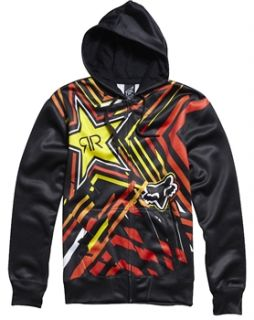 Fox Racing Rockstar Spike Vortex Zip Front
