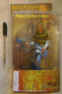 Kurt Cobain Nirvana Smeels Like Teen Spirit Figure
