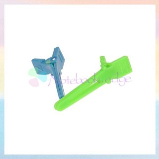 Women Girl Hairdressing Salon Hair Clips Clamps Sectioning Clip