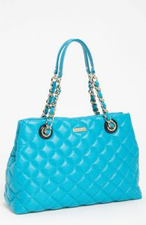 kate spade new york gold coast   maryanne quilted leather shopper
