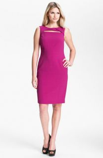Anne Klein Sleeveless Sheath Dress