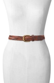 BP. Braided Leather Belt