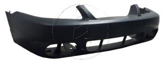 03 04 Ford Mustang Cobra Front Bumper Cover w Fog Hole