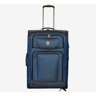 "Guess Travel Waldorf 28"" Rolling Upright Suitcase"