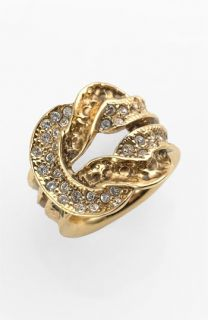 St. John Collection Antique Gold Knot Ring