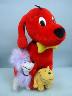 road lancaster pa 17602 2002 clifford friends plush dog by scholastic