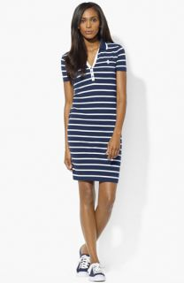 Lauren Ralph Lauren Polo Dress (Petite) (Online Exclusive)