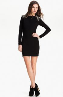 Ted Baker London Embellished Shift Dress