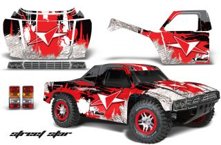 AMR RC Graphic Decal Kit Traxxas St Course JConcepts 1979 Ford F250