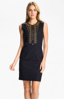 MICHAEL Michael Kors Grommet Trim Dress
