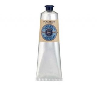 LOccitane Shea Butter Hand Cream 5.2 oz. —
