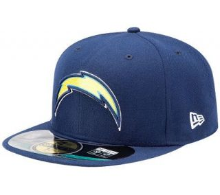 NFL Youth New Era San Diego Chargers Sideline Fitted Hat   A325660
