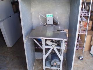 COMMERCIAL INDUSTRIAL BOX TYING MACHINE BAKERY EQUIPMENT HARD TO FIND
