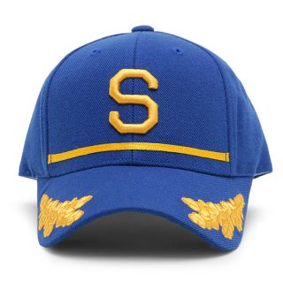 Seattle Pilots 1969 Fitted Cooperstown Throwback Hat