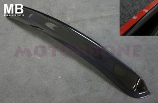 ABS JDM Toyota Corolla 98 01 Rear Roof Window Visor Rain Shadow Vent