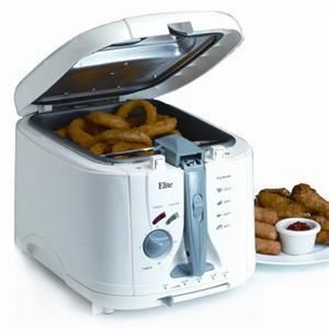Maxi Matic EDF888XT 5 Qt Cool Touch Deep Fryer EDF 888XT