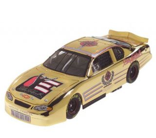 Race Fans Dale Earnhardt Legacy 124 Scale 24K Gold Plated Car