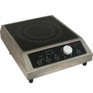 Commercial 1800W Portable Cooktop Countertop Induction Range