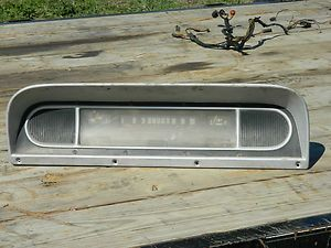 1967 1968 1969 Ford Pickup Truck Instrument Panel Gauge Cluster F100