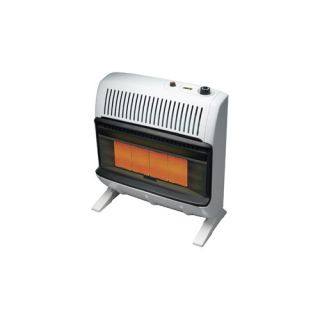 Mr Heater 30000 BTU Natural Gas Radiant Vent Free Wall Mount Heater